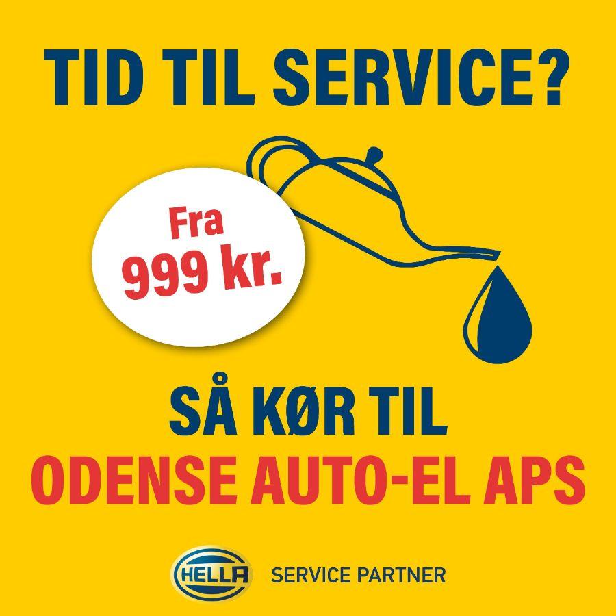 Odense Auto-El ApS. Vi er et autoelektrisk firma, der også tilbyder vores privatkunder alt inden for mekanisk arbejde.